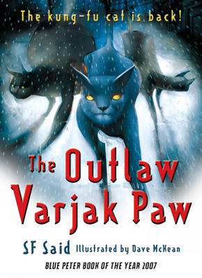 The Outlaw Varjak Paw (#2)