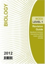 NCEA Level One Biology 2012