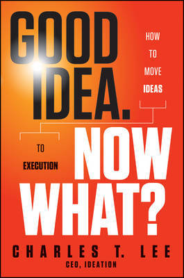 Good Idea, Now What?: How to Move Ideas to Execution