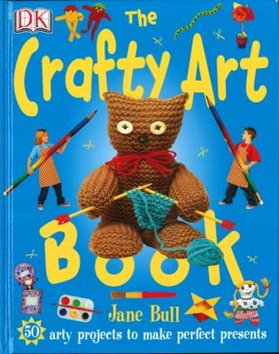 The Crafty Art Book