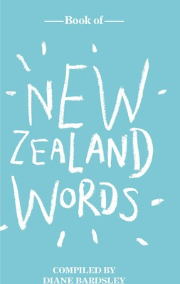Book of New Zealand Words