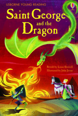 Saint George and the Dragon (Usborne Young Reading Series 1)