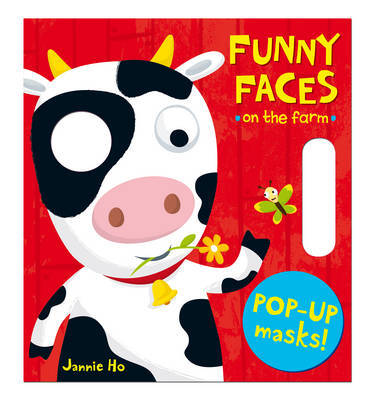 On the Farm (Funny Faces Pop Up Masks)