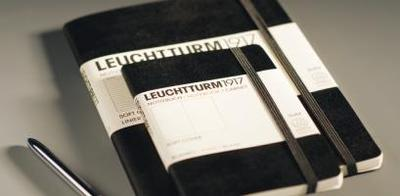 Leuchtturm1917 Softcover Pocket Plain