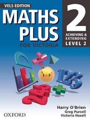 Maths Plus For Victoria: Bk. 2: Student Book