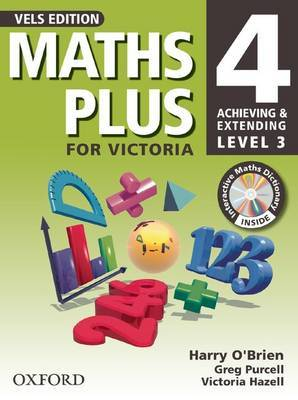 Maths Plus For Victoria: Student Book