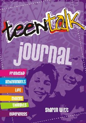 Teen Talk Journal