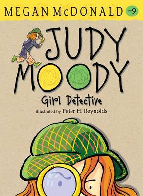 Judy Moody, Girl Detective (#9)