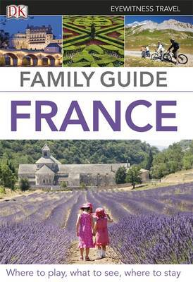 France Family - DK Eyewitness Travel Guide
