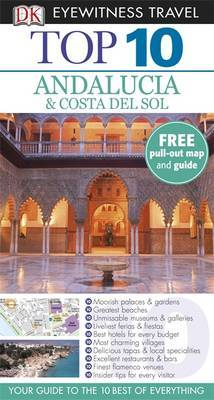 Andalucia & Costa Del Sol: DK Eyewitness Top 10 Travel Guide