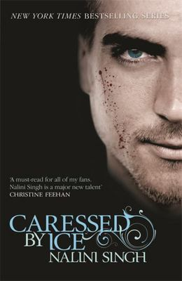 Caressed by Ice (Psy-Changelings #3)