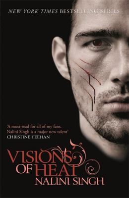 Visions of Heat (Psy-Changelings #2)