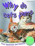 Why Do Cats Purr?: First Questions and Answers  Cats and Kittens