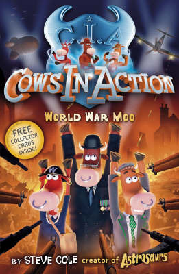World War Moo (Cows in Action #5)