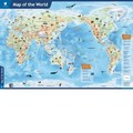 Map of the World (Wallchart)