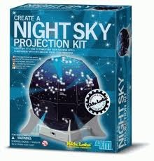Create A Night Sky Projection Kit (Kidz Lab)