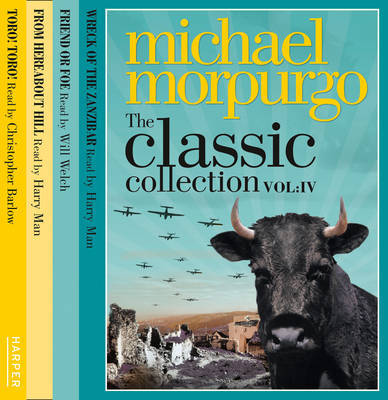 Michael Morpurgo Classic Collection Vol 4
