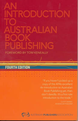 Introduction to Aust Book Publishin