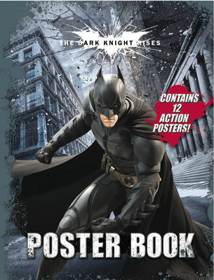 The Dark Knight Rises Poster Book