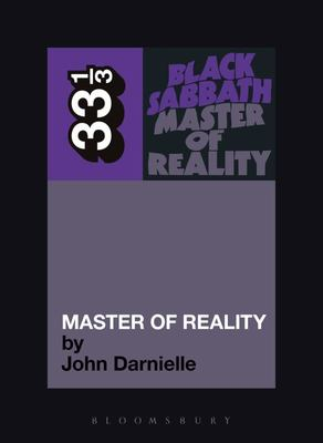 Black Sabbath's Master of Reality John Darnielle 33 1/3