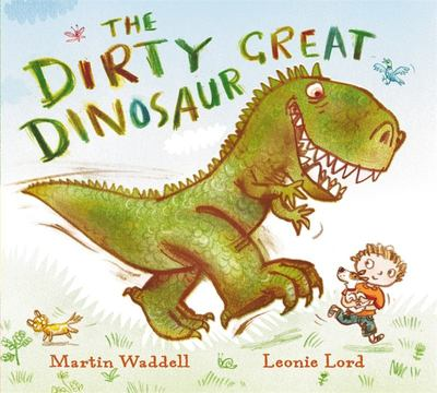 The Dirty Great Dinosaur (PB)