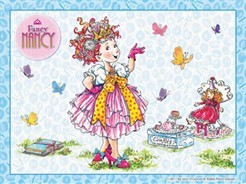 Fancy Nancy Lenticular 100 Piece Puzzle