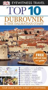 Dubrovnik & Dalmatian Coast 4 - Top 10 DK Eyewitness Travel Guide