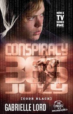 July (Conspiracy 365 Code Black #7)