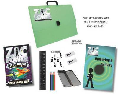 Zac Power Spy Case