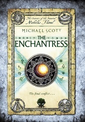 The Enchantress (Secrets of the Immortal Nicholas Flamel #6)