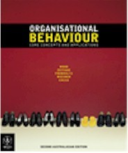 Organisational Behaviour - Core Concepts and Applications / Sustainability Supplement 2E