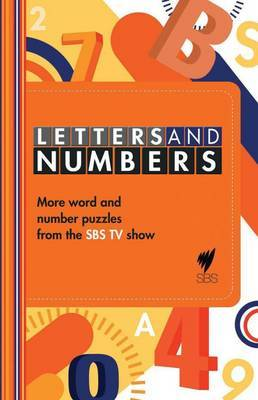 Letters and Numbers 6 (Orange Cover)