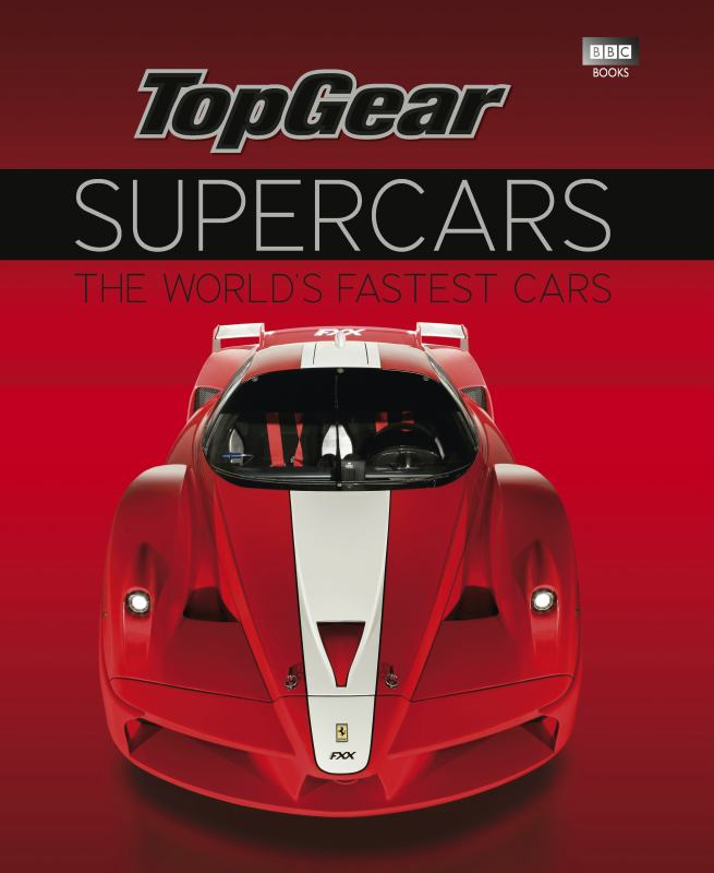 """Top Gear"" Supercars: The World's Fastest Cars"