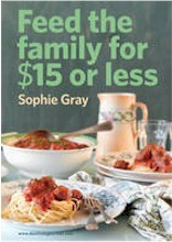 Feed the Family for $15 or Less