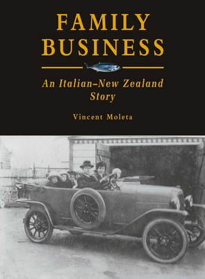 Family Business : An Italian-New Zealand Story