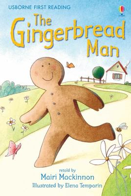 The Gingerbread Man (Usborne First Reading Level 3)
