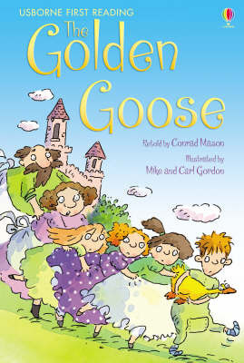 The Golden Goose (Usborne First Reading Level 3)