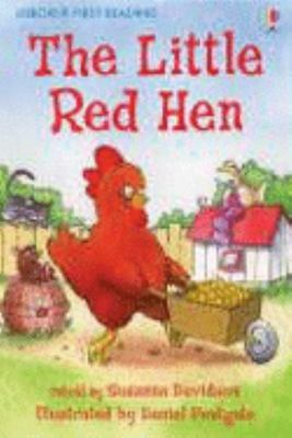 The Little Red Hen (Usborne First Reading Level 3)