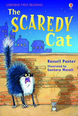 The Scaredy Cat (Usborne First Reading Level 3)
