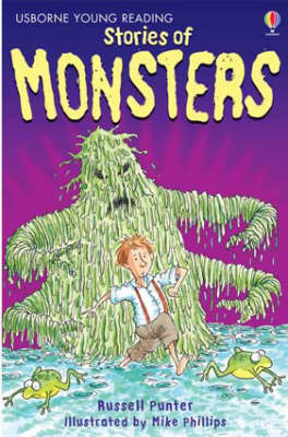 Stories of Monsters (Usborne Young Reading Series 1)