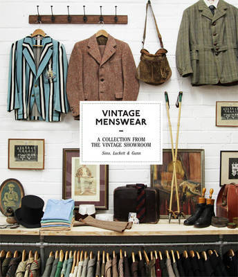 Vintage Menswear Collection from the Vintage Showroom
