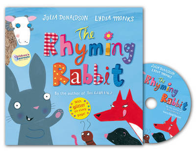 The Rhyming Rabbit  Book and CD