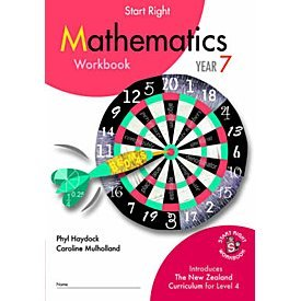 ESA Mathematics Year 7 Start Right Workbook