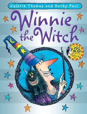 Winnie the Witch (25th Anniversary Edition)