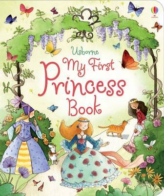 My First Princess Book