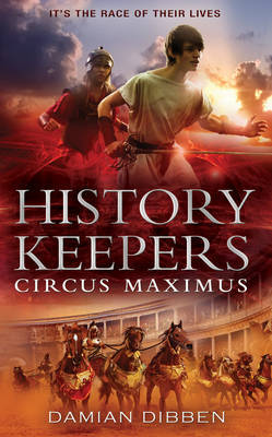 Circus Maximus (History Keepers #2)