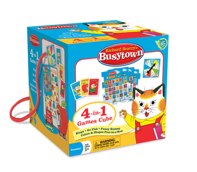Large busytown4 in 1