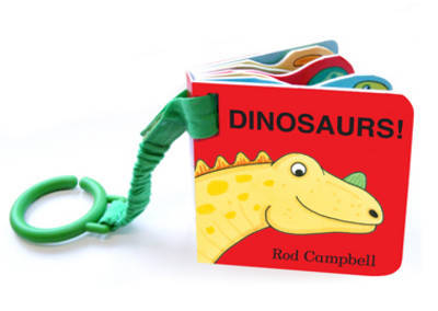 Dinosaurs! Shaped Buggy Book