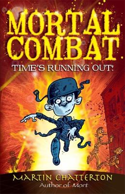 Mortal Combat: Time's Running Out ; bk. 2