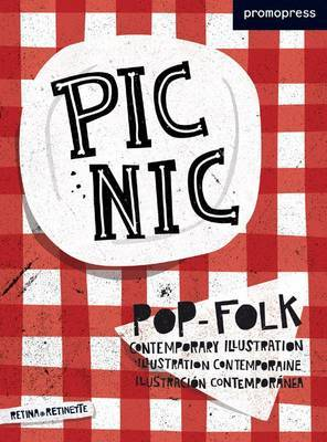 Picnic: New-Wave and Folklore in Contemporary Illustration